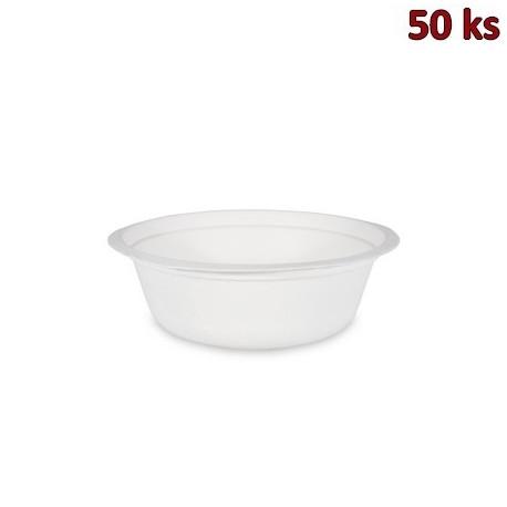BIO miska kulatá cukrová třtina 500 ml, Ø 15,5 x 5,5 cm [50 ks]