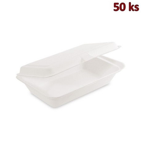 Menu box BIO cukrová třtina 250 x 162 x 63 mm [50 ks]