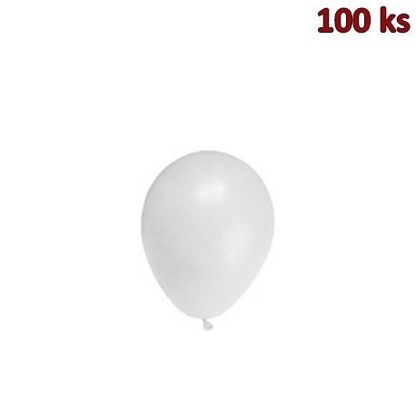 Nafukovací balónky bílé M [100 ks]