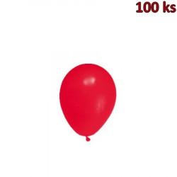 Nafukovací balónky červené M [100 ks]