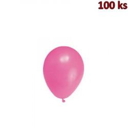 Nafukovací balónky růžové M [100 ks]