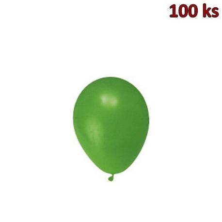 Nafukovací balónky zelené M [100 ks]