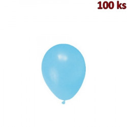 Nafukovací balónky světle modré M [100 ks]