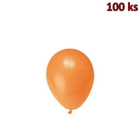 Nafukovací balónky oranžové M [100 ks]