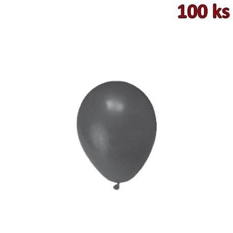 Nafukovací balónky černé M [100 ks]