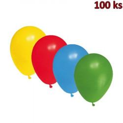 Nafukovací balónky barevné mix M [100 ks]