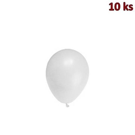 Nafukovací balónky bílé M [10 ks]