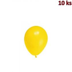 Nafukovací balónky žluté M [10 ks]