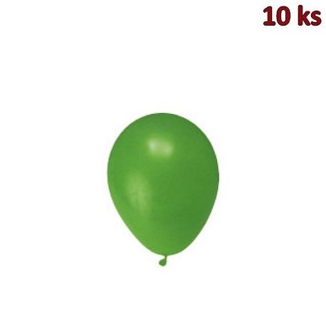 Nafukovací balónky zelené M [10 ks]