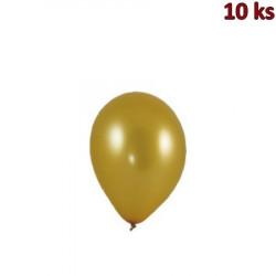 Nafukovací balónky zlaté M [10 ks]