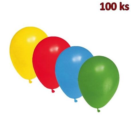 Nafukovací balónky barevné mix L [100 ks]