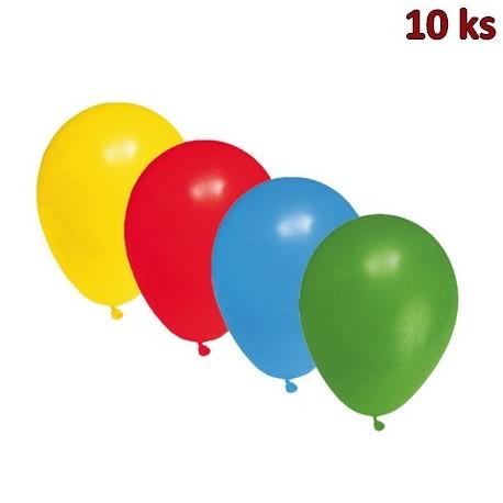 Nafukovací balónky barevné mix L [10 ks]