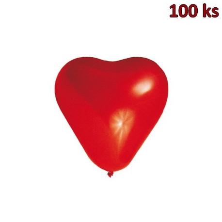 Nafukovací balónky SRDCE L [100 ks]