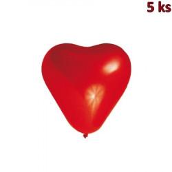 Nafukovací balónky SRDCE L [5 ks]
