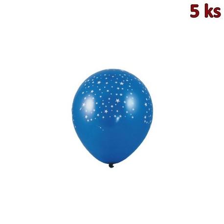 """Nafukovací balónky """"Hvězdy"""" L [5 ks]"""