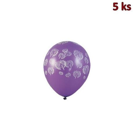 """Nafukovací balónky """"Ohňostroj"""" L [5 ks]"""