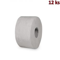 Toaletní papír JUMBO 190 mm, 130 m, natural [12 ks]