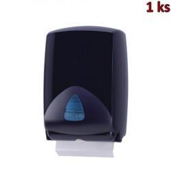 Zásobník INTRO skládaných ručníků MAXI, noční modrá [1 ks]