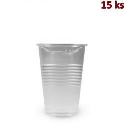 Kelímek průhledný 0,2 l PP [15 ks]