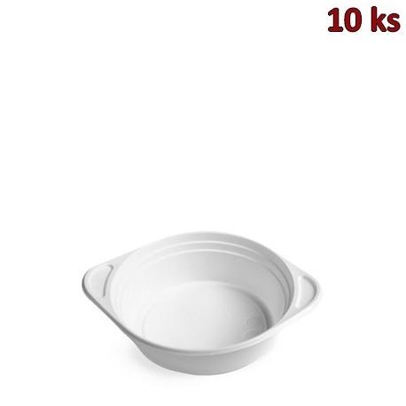 Šálek na polévku bílý PP 500 ml [10 ks]