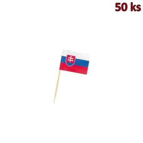 Napichovátko Vlaječka SK 70 mm [50 ks]