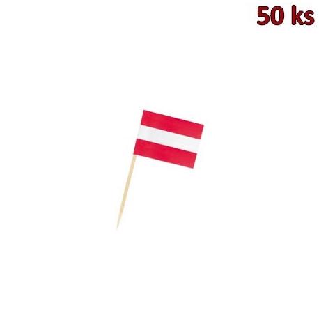 Napichovátko Vlaječka AT 70 mm [50 ks]