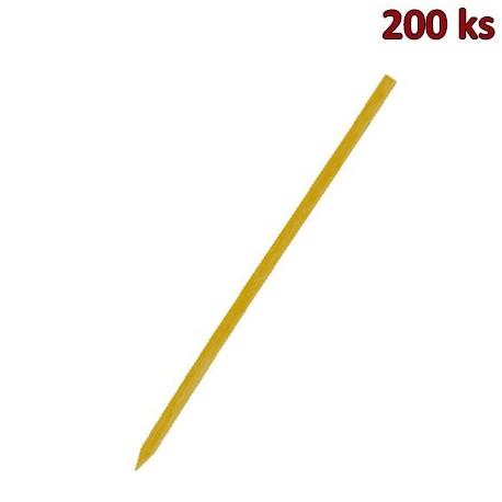 Bambusové špejle hrocené 30 cm, Ø 3 mm [200 ks]