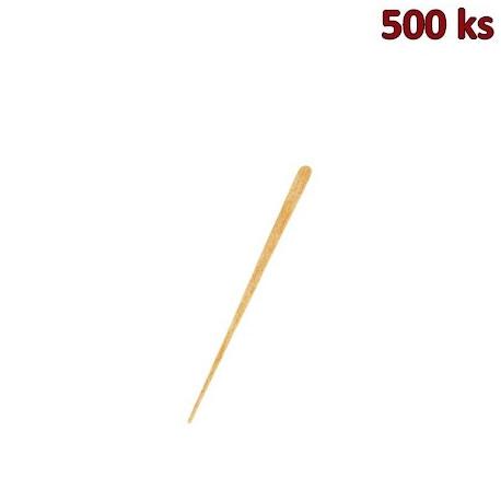 Dřevěná párátka plochá 60 mm [500 ks]