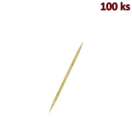 Dřevěná párátka 65 mm [100 ks]