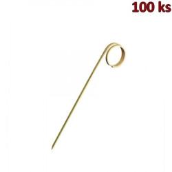 Bambusové bodce OČKO 11 cm [100 ks]