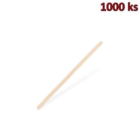 Dřevěné míchátko na kávu 14 cm [1000 ks]