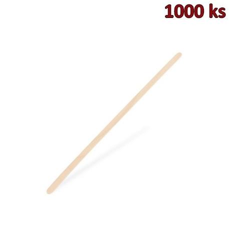 Dřevěná míchačka na kávu 17,8 cm [1000 ks]