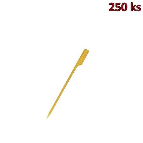 Bambusové bodce na jednohubky 9 cm [250 ks]