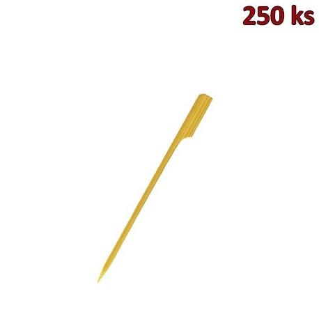 Bambusové bodce na jednohubky 12 cm [250 ks]