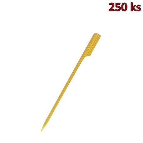 Bambusové bodce na jednohubky 15 cm [250 ks]