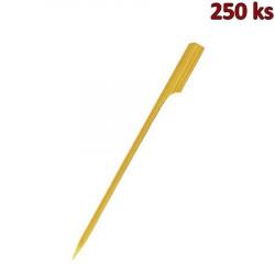 Bambusové bodce na jednohubky 18 cm [250 ks]