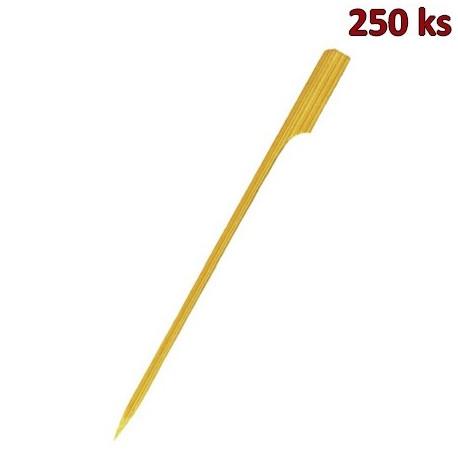 Bambusové bodce na jednohubky 20 cm [250 ks]