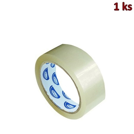 Lepící páska průhledná 66 m x 38 mm [1 ks]