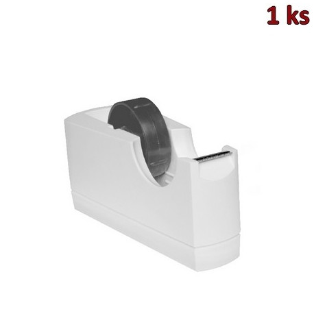 Odvíječ lepících pásek, plastový (na stůl) [1 ks]