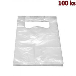 Mikrotenové tašky 3 kg HDPE transp. (blokované) [100 ks]