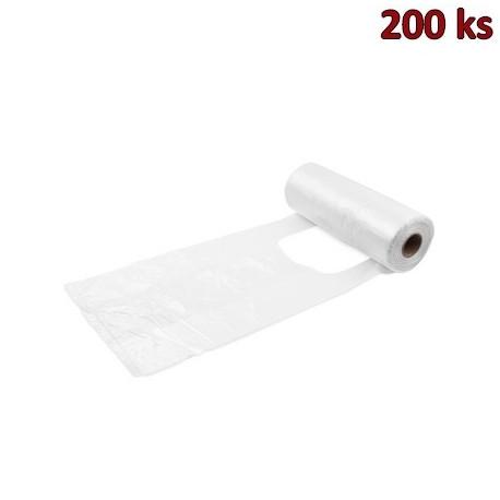 Mikrotenové tašky 5 kg extra silné HDPE transp.(rolované) [200 ks]