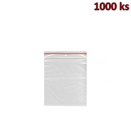 Rychlouzavírací sáčky ZIP 6 x 8 cm [1000 ks]