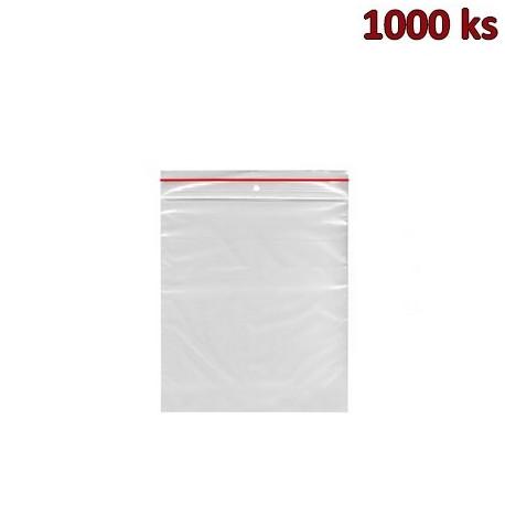 Rychlouzavírací sáčky ZIP 8 x 12 cm [1000 ks]