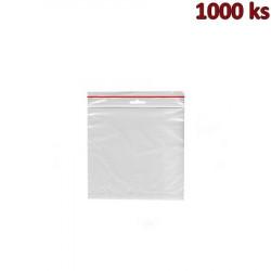 Rychlouzavírací sáčky ZIP 12 x 12 cm [1000 ks]