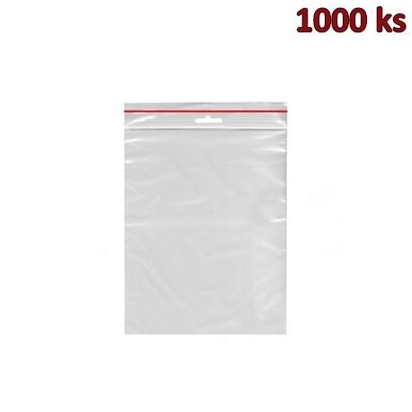 Rychlouzavírací sáčky ZIP 18 x 25 cm [1000 ks]