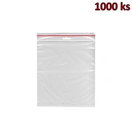Rychlouzavírací sáčky ZIP 20 x 25 cm [1000 ks]
