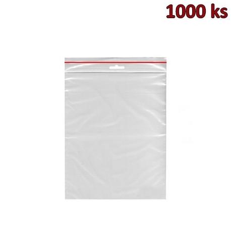 Rychlouzavírací sáčky ZIP 20 x 30 cm [1000 ks]