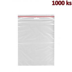 Rychlouzavírací sáčky ZIP 25 x 35 cm [1000 ks]