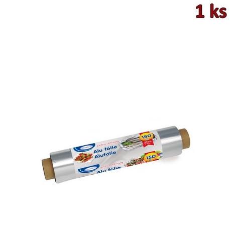 Alu fólie extra silná- 30cmx150m, 14µm [1 ks]