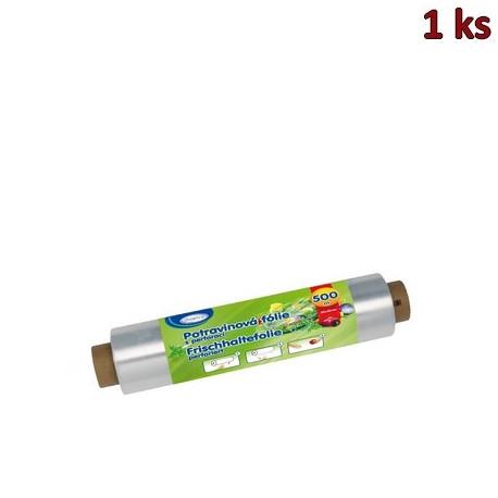 Potravinová fólie s perforací 30 x 30 cm x 500 m [1 ks]